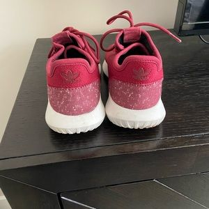 Adidas Red Sneakers
